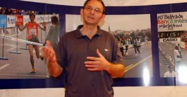 dejan nikolic direktor trke beogradski maraton