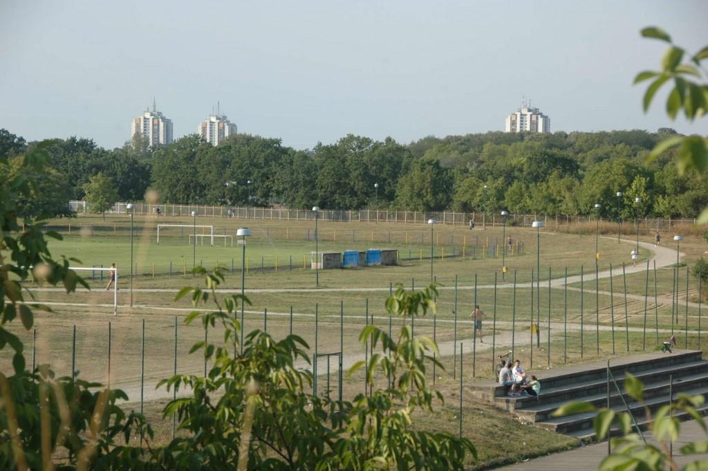 Trčanje na Novom Beogradu – SC Studentski grad