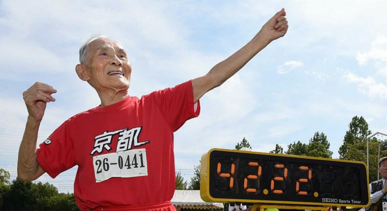 105-ogodišnji sprint rekorder hoće trku sa Boltom