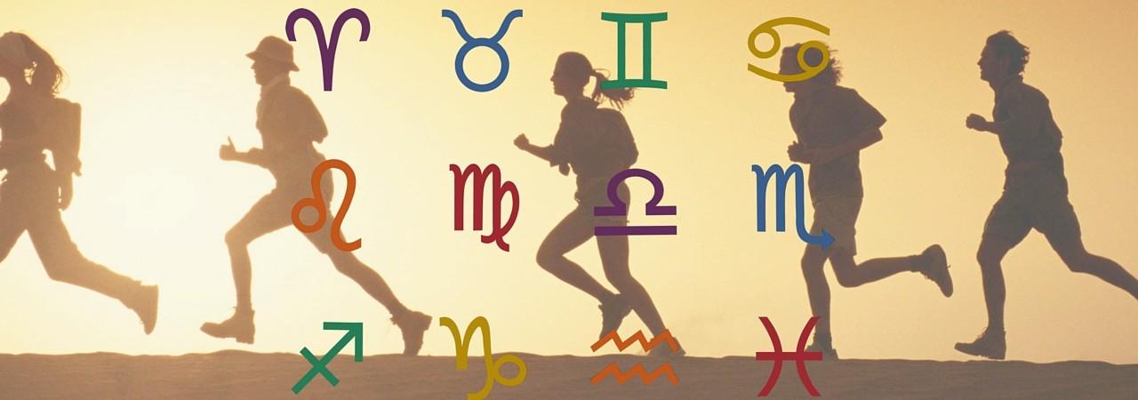 kako trči koji horoskopski znak