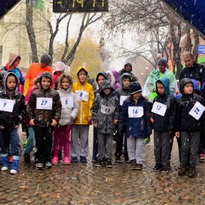 Odžaci 2015: Više od 300 učesnika na prvi put organizovanoj trci u Odžacima