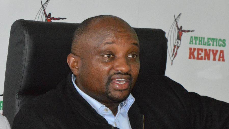 Čelnik Kenijske atletike, suspendovan