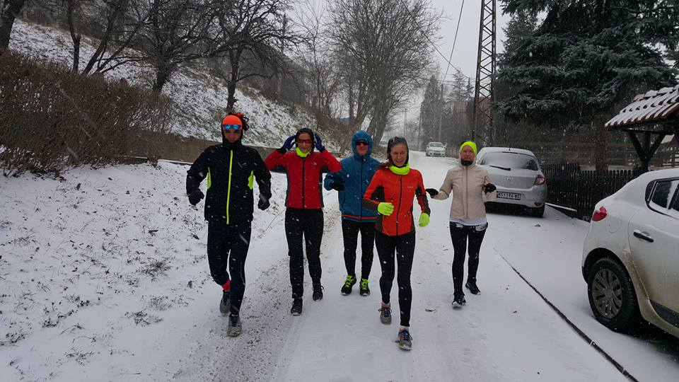 trčanjac po snegu