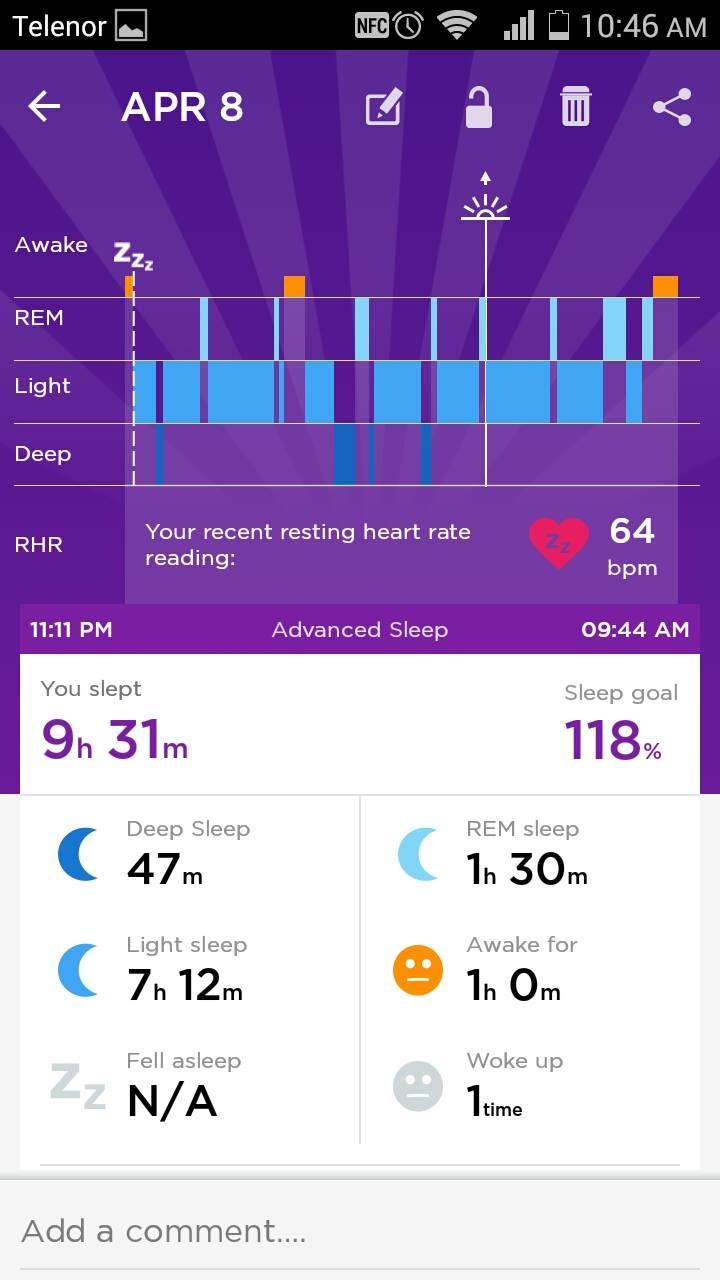 Zanimljivo je praćenje pulsa tokom sna