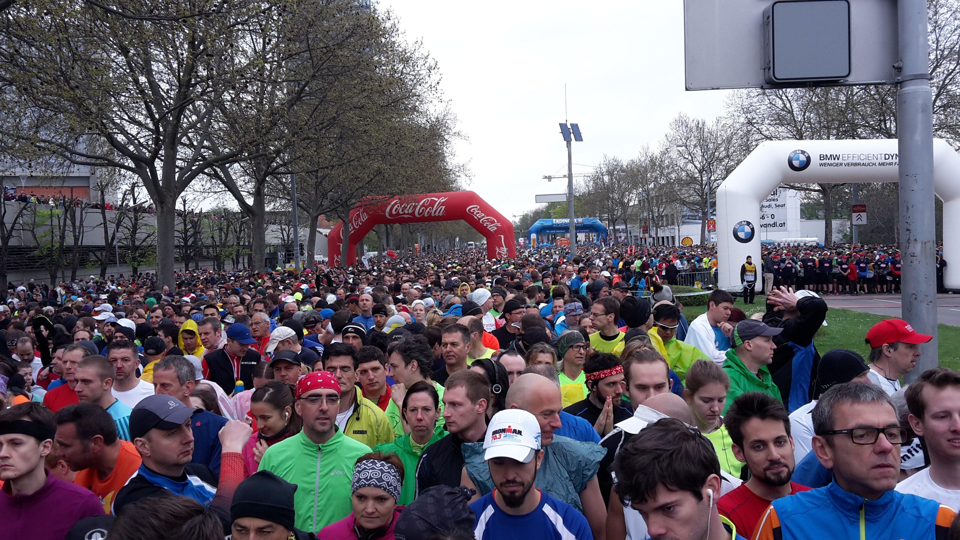 Bečki polumaraton 2016. – šta sve možeš za 65€ u Beču!