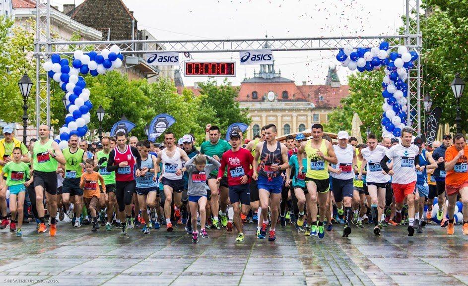 37. Asics Somborski maraton: prava gradska trka u Somboru!
