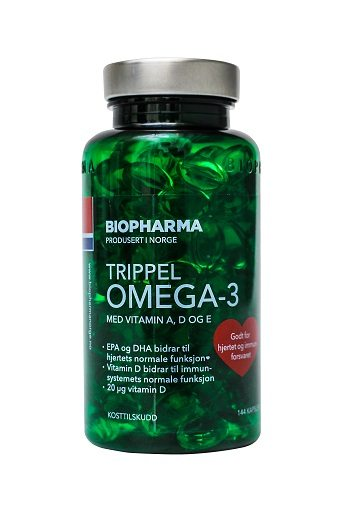 Biopharma_Trippel Omega-3