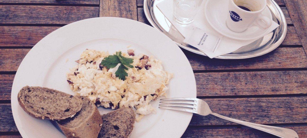 doručak pre treniga