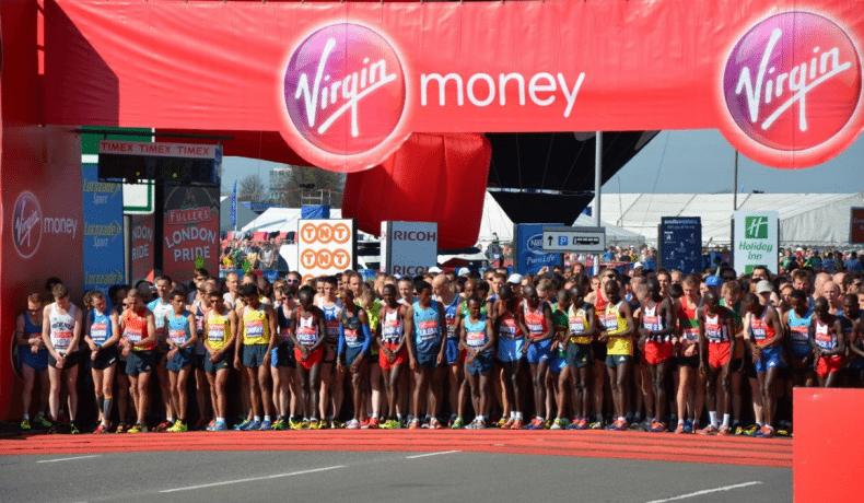 Maraton u znaku crvene boje