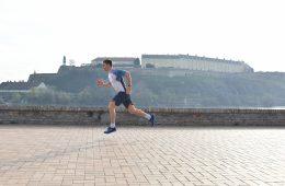 jutarnje trčanje novi sad